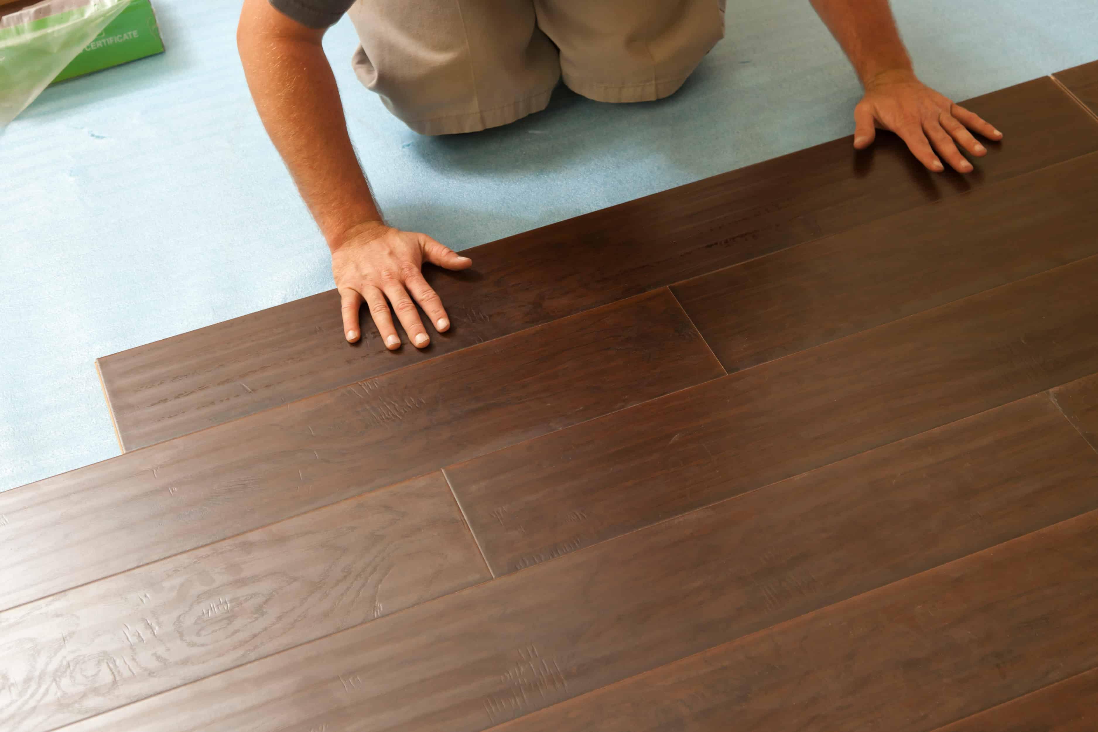 Laminate Floor vs. Hardwood Flooring