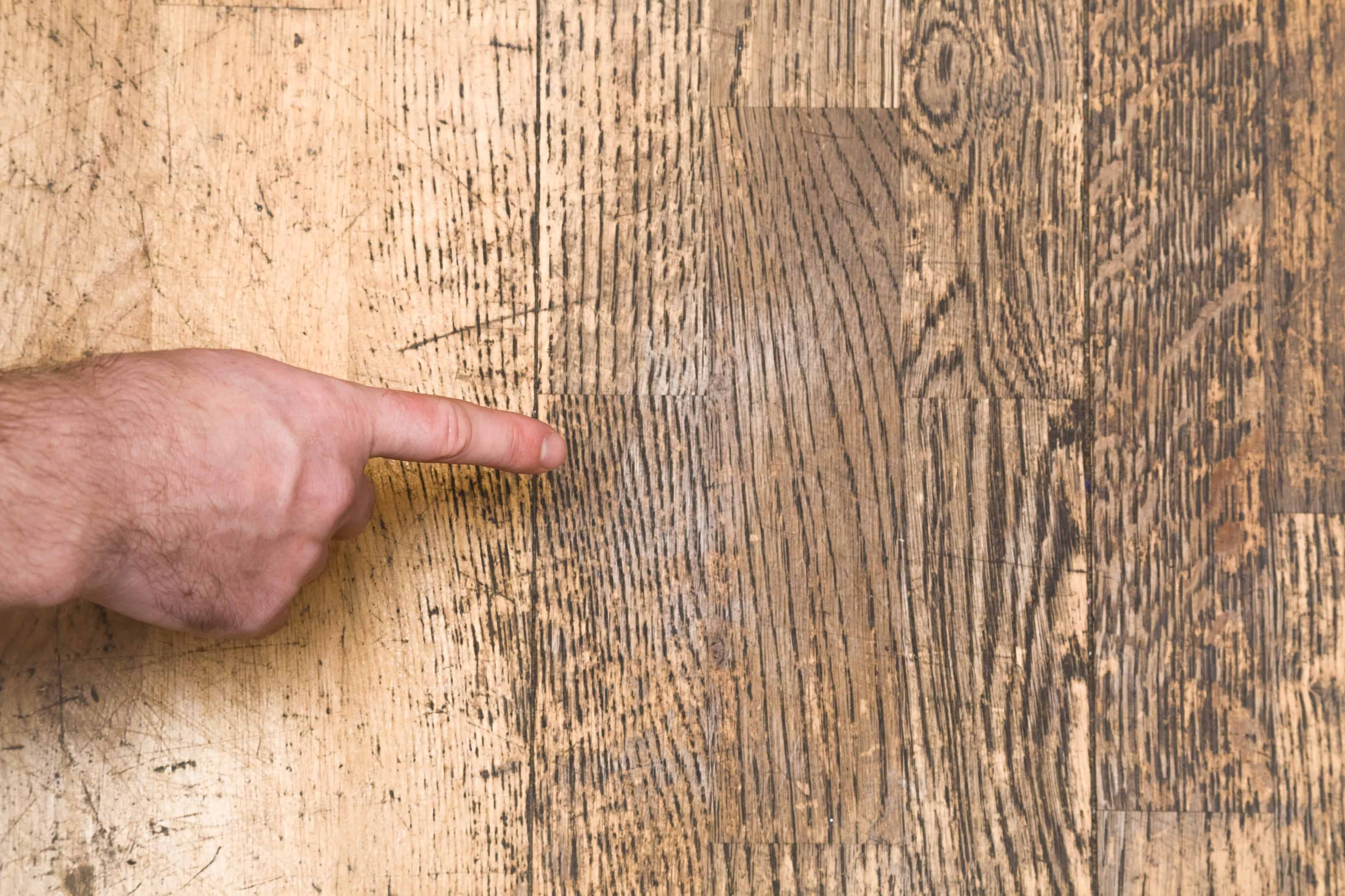 Hardwood Flooring Dents And Scratches Causes And Fixes Denver