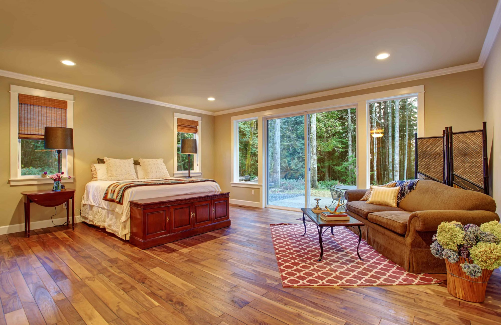 Benefits of Wood Flooring vs. Carpeting - Denver Dustless