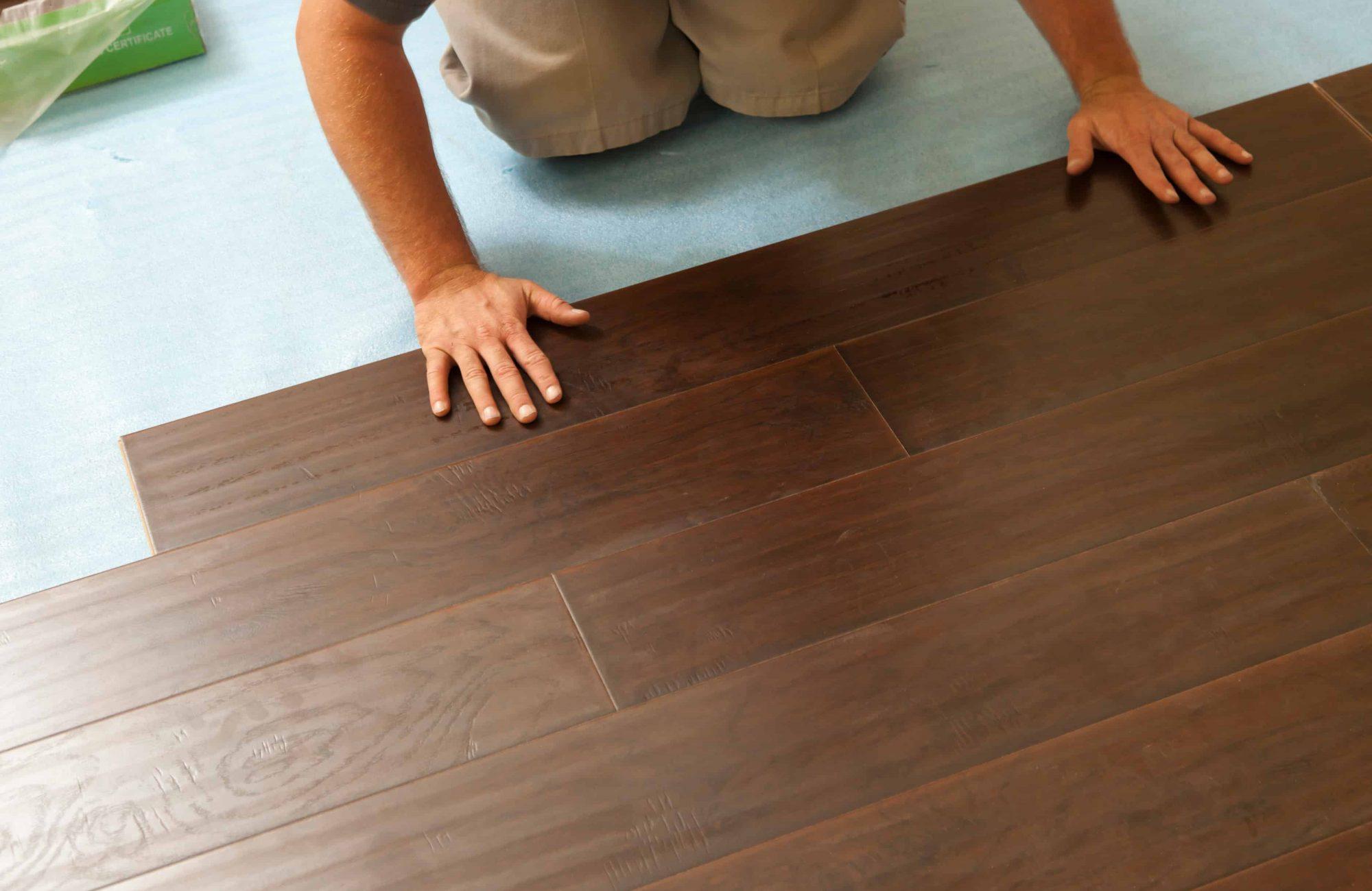 Laminate Floor Vs Hardwood Flooring How To Choose Denver Dustless