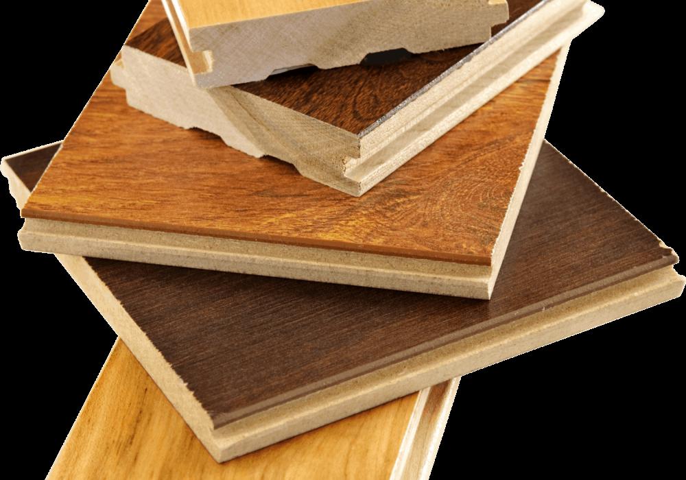 Canva - Pre-Finished Hardwood Floor Samples